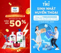 Ny Hoàng on Behance Ad Design, Graphic Design, Website Layout, Sale Banner, Social Marketing, Banner Design, Banners, Mall, Vietnam