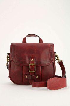 Frye Parker Leather Crossbody Bag