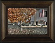 Fall Patriotism By Todd Thunstedt 20x26 Patriotic Soldier Military Constitution George Washington Lincoln Memorial Reagan Eagle General West Point Framed Art Print Wall Décor Picture ThunderMark Art and Graphics http://www.amazon.com/dp/B014ENJE0U/ref=cm_sw_r_pi_dp_hC44vb0N066G1