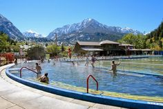 Ouray Hot Springs Pool Ouray, CO