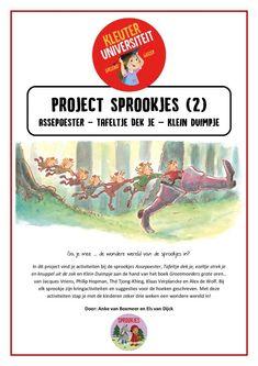 Sprookjes project – Kleuteruniversiteit Van, Movie Posters, Movies, Authors, Films, Film Poster, Cinema, Movie, Film