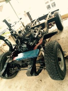 It's all about the right chassis Land Rovers, Restoration, Thats Not My, Monster Trucks, Vehicles, Ideas, Rolling Stock, Vehicle, Thoughts