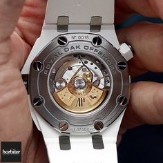 Hands on with the Audemars Piguet Royal Oak Offshore Diver 42mm White