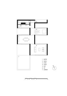 Image 16 of 17 from gallery of House In Bohermore / Boyd Cody Architects. plan