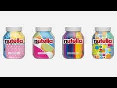 Nutella 'Hired' an Algorithm to Design New Jars. And It Was a Sell-Out Success. | Inc.com
