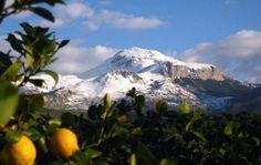 Etna - Herrlicher Blick auf den höchsten Vulkan Europas