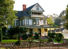victorian large 8 (robertstrongphotos) Tags: california houses homes classic architecture victorian treehouse mansion