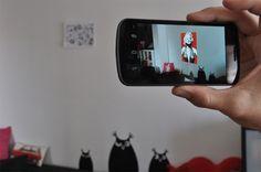 Application de réalité augmentée : Augment