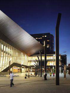 Melbourne Convention Centre & South Wharf Precinct / ASPECT Studios