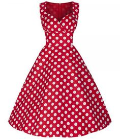 Pin Up Girl Dress