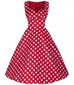 Pin Up Girl Dress