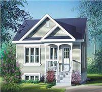 House Plan #157-1501