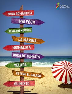Where would you go first if you arrived in Puerto Vallarta today? #Travel