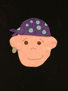 In the Children's Room: Flannel Friday: Whose Hat is That?