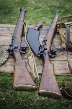 Military Weapons, Weapons Guns, Guns And Ammo, Firearms, Shotguns, Jurassic, Battle Rifle, Bolt Action Rifle, Hunting Rifles