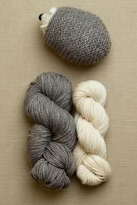 purl soho | products | item | yarn for knit hedgehogs (purl soho)
