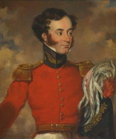 Captain (later Major-General) Bulstrode Bygrave (1802–1873), Bengal Army, Field Paymaster to the Army of the Indus