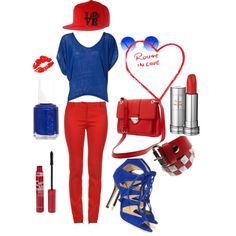 Rouge in Love, created by thebeautyinsiders.polyvore.com