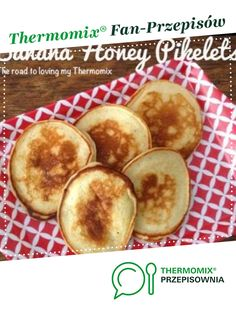The road to loving my Thermomix: Banana Honey Pikelets Lunch Box Recipes, Lunch Snacks, Baby Food Recipes, Breakfast Recipes, Cooking Recipes, Lunchbox Ideas, Banana Pikelets, Banana Pancakes, Banana