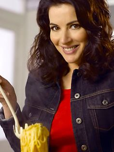 Nigella Lawson is a bestselling author, food enthusiast and television personality and journalist! At my house we adore Nigella and the way she loves food!