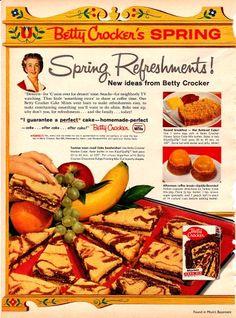 1950s recipe Bisquick