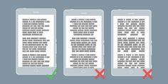 Consejos de typografía en UX
