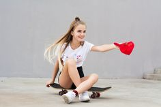 VK is the largest European social network with more than 100 million active users. Beautiful Little Girls, Pretty Girls, Dark Grey Hair, Gray Hair, Anna, Sheer Beauty, Skater Girls, Teen Models, Profile Photo