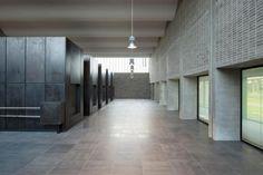 COMMUNAL CREMATORIUM in Ringsted, Denmark by Henning Larsen
