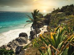 You'll love the breathtaking views and beautiful beaches waiting for you in Tulum. Apple Vacations click image to find a travel advisor near you Summer Nights, Summer Vibes, Wallpaper S, Wallpaper Ideas, Apple Vacations, Summer Accessories, Aesthetic Pictures, Beautiful Beaches, Aesthetic Wallpapers