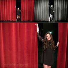 Theater Senior photos