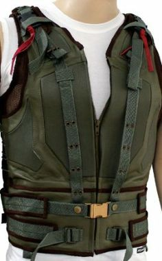 Diy bane vest like pinterest costumes bane costume and cosplayhit brings you tomhardy bane leather vest be the first one to get it and order now on amazon cool comfortable deorable stylish solutioingenieria Gallery