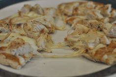 My Pinterest Affair: Pita Pizza - 6+ pts