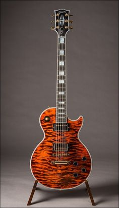 Gibson Les Paul Custom Hand Select Siberian Tiger (2015)