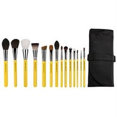 Studio The Collection 14pc. Brush Set with Roll-up Pouch  7888 руб