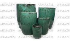 Resultado de imagem para vaso verde de decoração