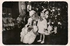 Soviet Santa Claus 1957