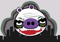 My favorite Angry Joker...