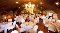 Haute Cabriere Cellar Restaurant, Franschhoek, South Africa