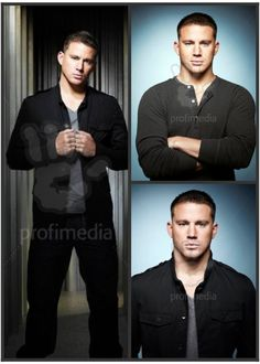 Channing Tatum 2009 Promotional photo