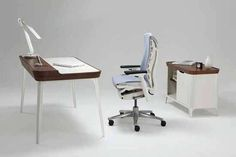 The Kaiju Studios Office Furniture is Modern and Practical #Decor #Retro trendhunter.com