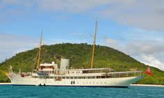 S.Y.NAHLIN, any one for steam power? Explorer Yacht, Living On A Boat, Motor Yachts, Classic Yachts, Private Yacht, Cool Boats, Boat Stuff, Classic Motors, Yacht Boat