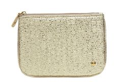 Med. Rodeo Drive Pouch, Gold on OneKingsLane.com