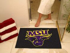 """Minnesota State Univ Mankato All Star Mat 34""""x45"""""""