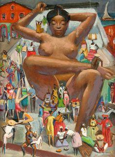 Carybé - Instituto Internacional de Arte Naif: ceramista- Arte naïf brasileira
