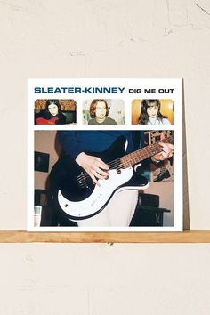 Sleater-Kinney - Dig Me Out LP