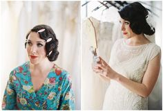 How to Wear a Bob for your Wedding - Pincurls | Bridal Bobs | Bridal Musings Wedding Blog 401