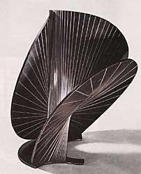 Escultura de Antoine Pevsner
