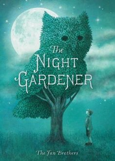 Buy The Night Gardener by Terry Fan at Mighty Ape NZ. In the spirit of Goodnight Moon and The Curious Garden comes a stunning debut picture book filled with whimsy and creativity from brothers Terry and E. Terry Fan, Second Grade Books, Art Et Design, Graphic Design, Spring Books, Album Jeunesse, Sweet Texts, Sweet Stories, Good Night Moon