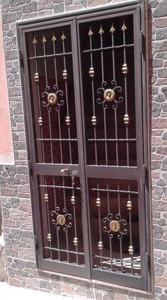 Iron Door Design, Railing Design, Iron Gate Design, Main Entrance Door Design, Iron Security Doors, Entrance Gates Design, Front Gate Design, Door Glass Design, Grill Door Design