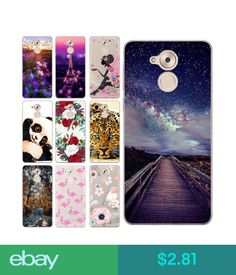 Cases, Covers & Skins For Huawei Nova Smart/ Honor 6A 6X 6C 2017 Painted Soft Silicone Tpu Cover Case #ebay #Electronics